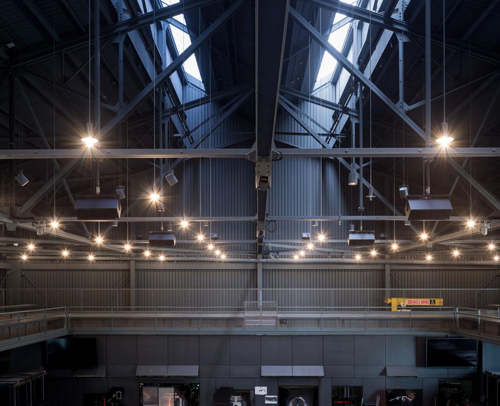 Amphitheater Hot Shop   Corning Museum of Glass
