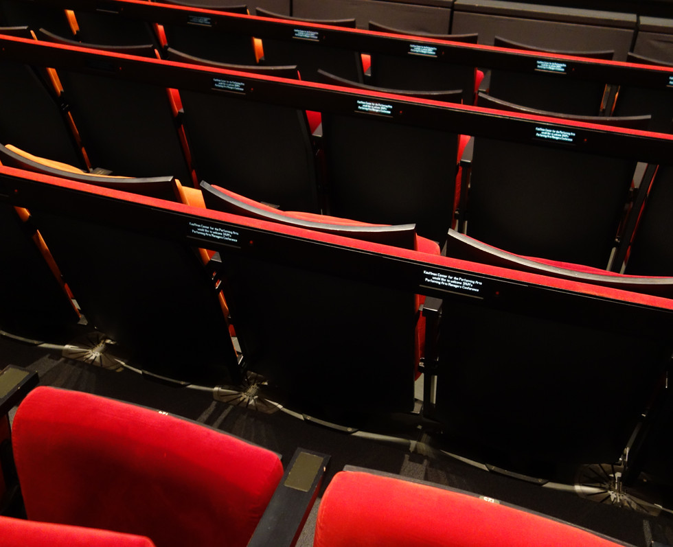 Muriel Kauffman Theatre | Kauffman Center for the Performing Arts