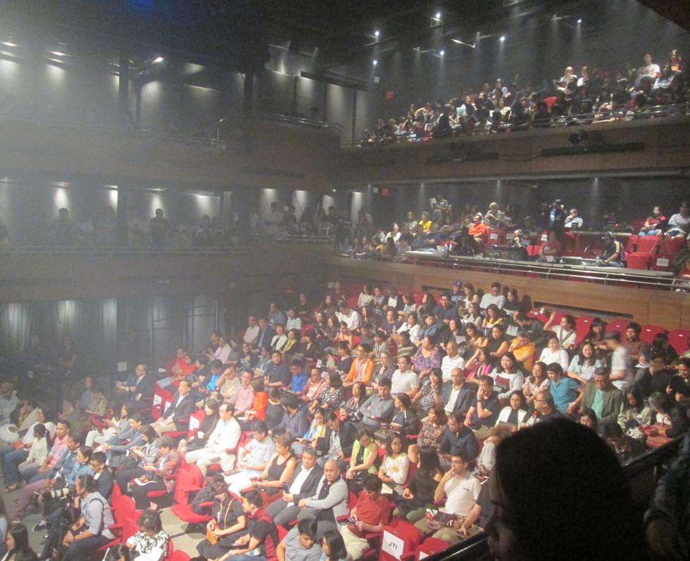 Globe Auditorium   Bonifacio Global City