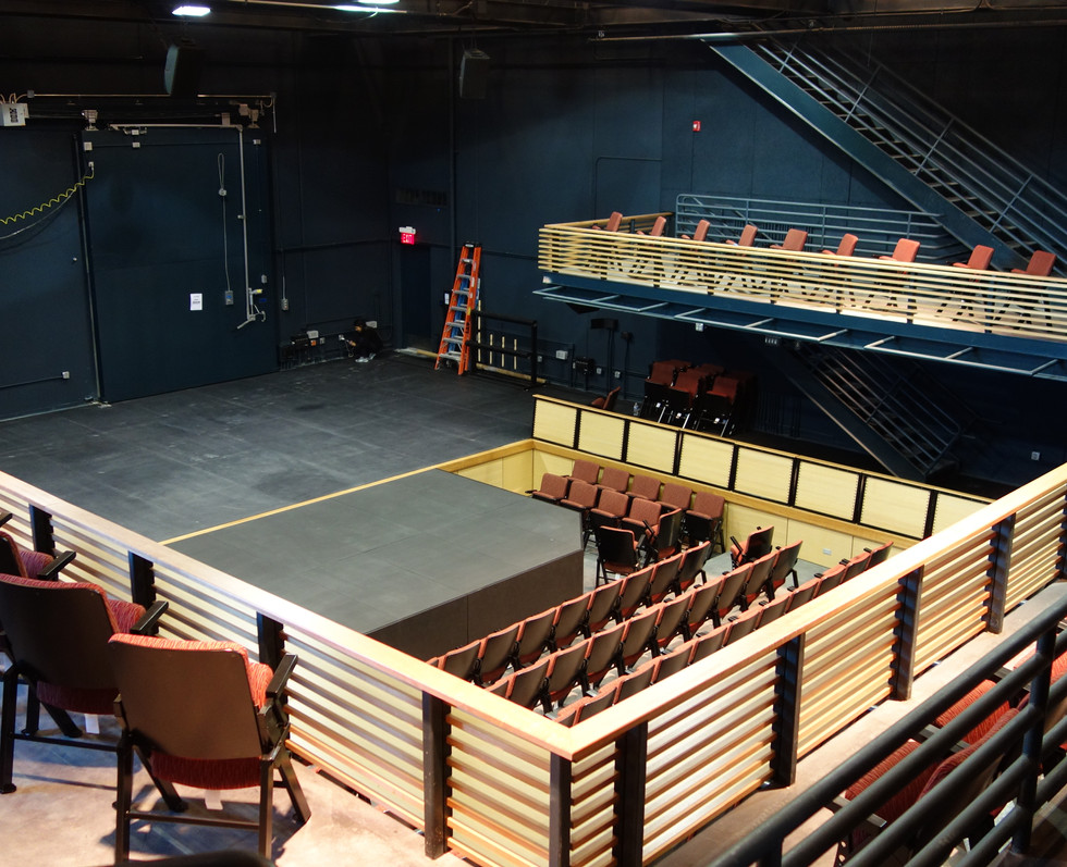 Dottie & Bill Miller Theatre | Pittsburg State University