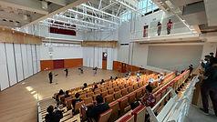 Beckman YOLA Center Recital Hall