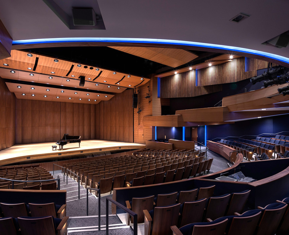 Campus Commons Performance Hall | University of Northern Colorado Greeley
