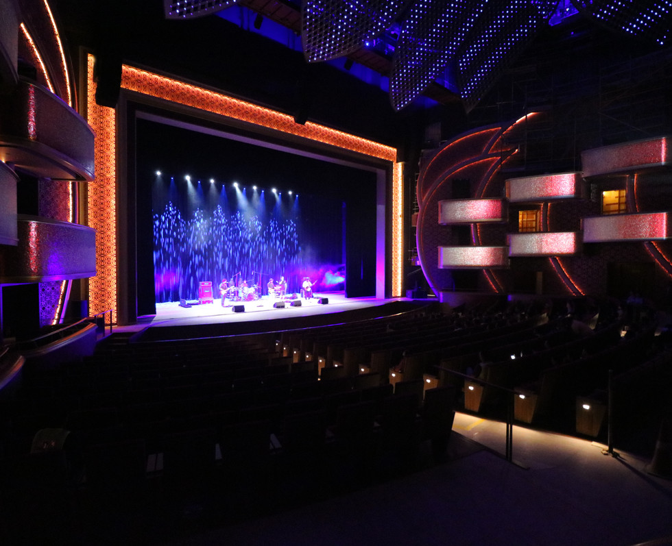 Grand Theatre | Jio World Center