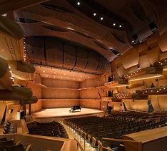 Musco Center Julianne Argyros Orchestra Hall