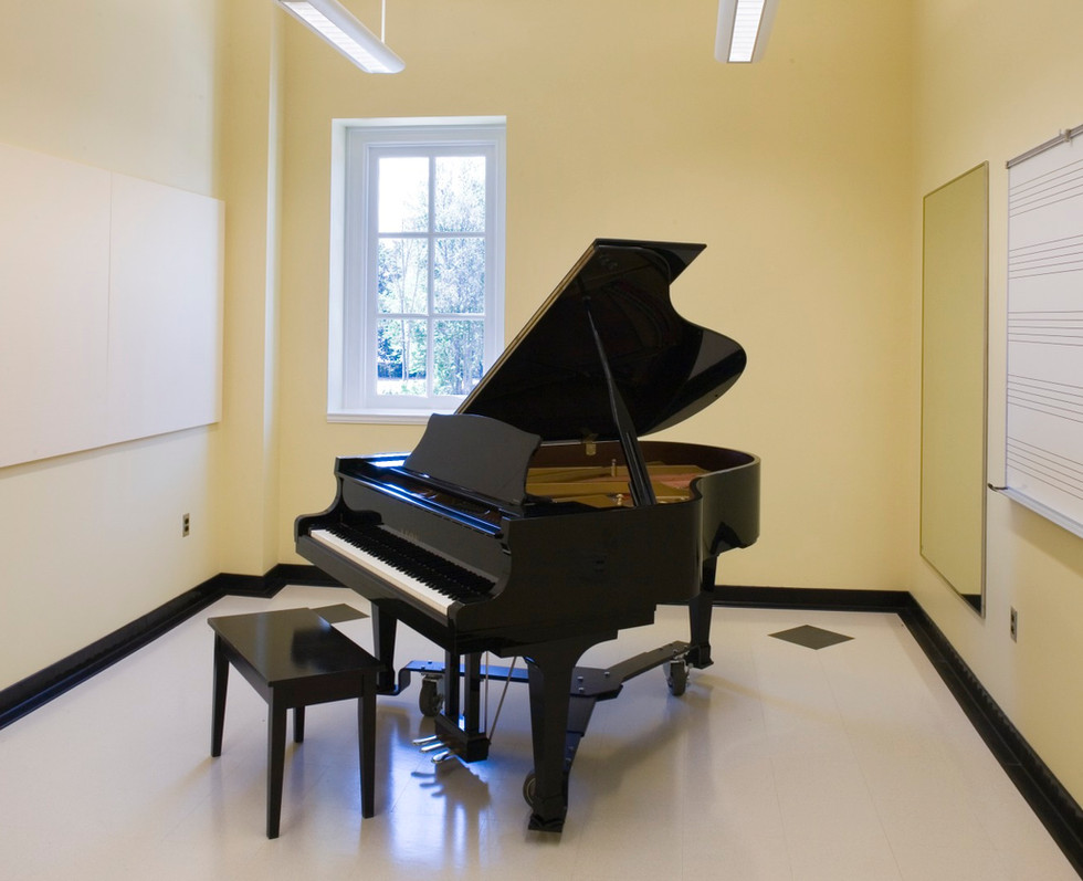 Puglisi Orchestra Rehearsal Hall | University of Delaware Roselle Center for the Arts