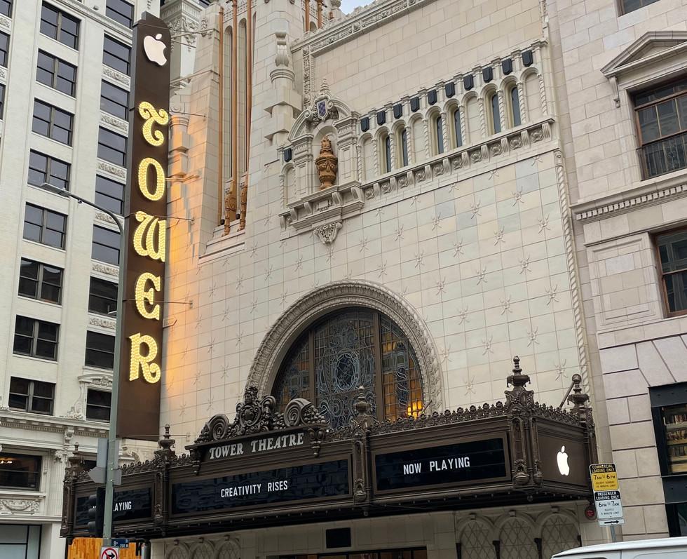 Tower Theatre Renovation