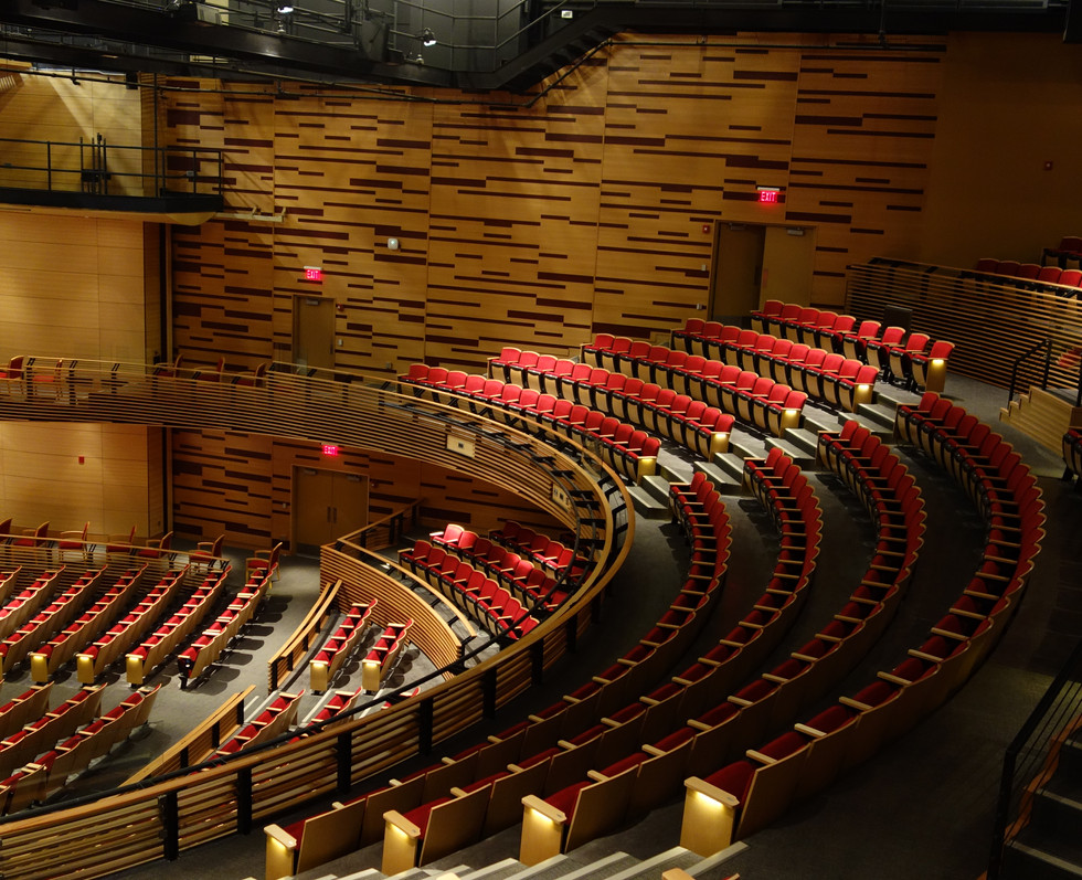 Mainstage Theatre | Bicknell Family Center for the Arts