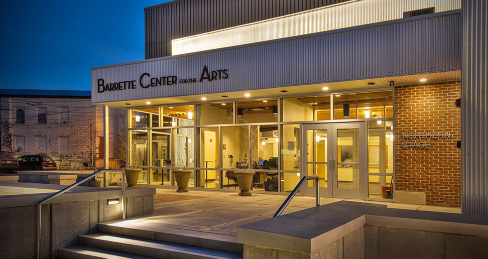 Barrette Center for the Arts | Northern Stage