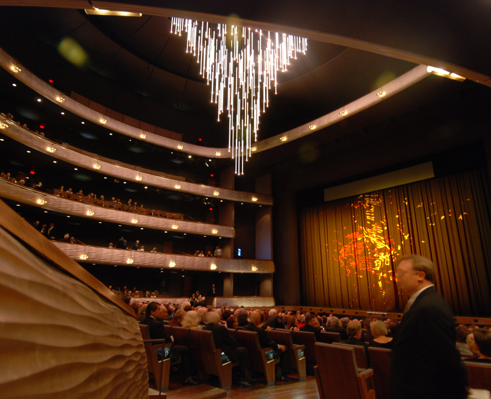Winspear Opera House | AT&T Performing Arts Center