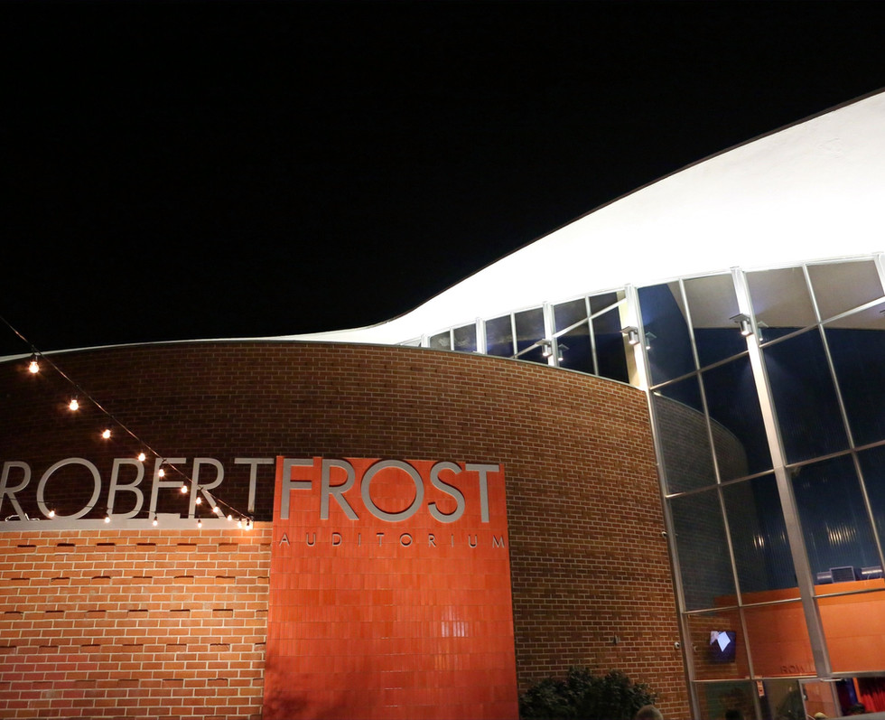 Culver City High School | Robert Frost Auditorium