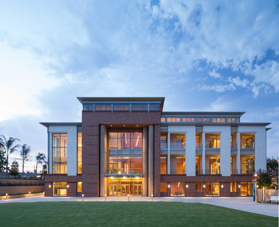 Julianne Argyros Orchestra Hall | Chapman University Musco Center for the Arts