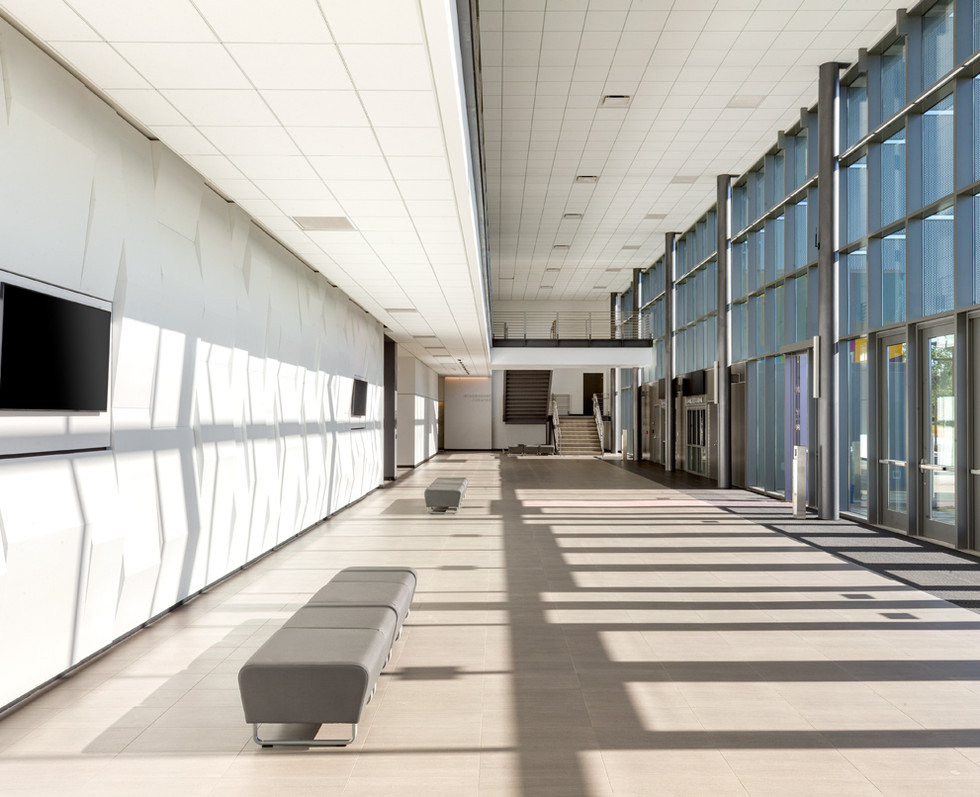 Performing & Visual Arts Center | Grossmont College | Lobby