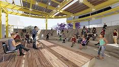 Santa Monica College Amphitheatre Study Concept