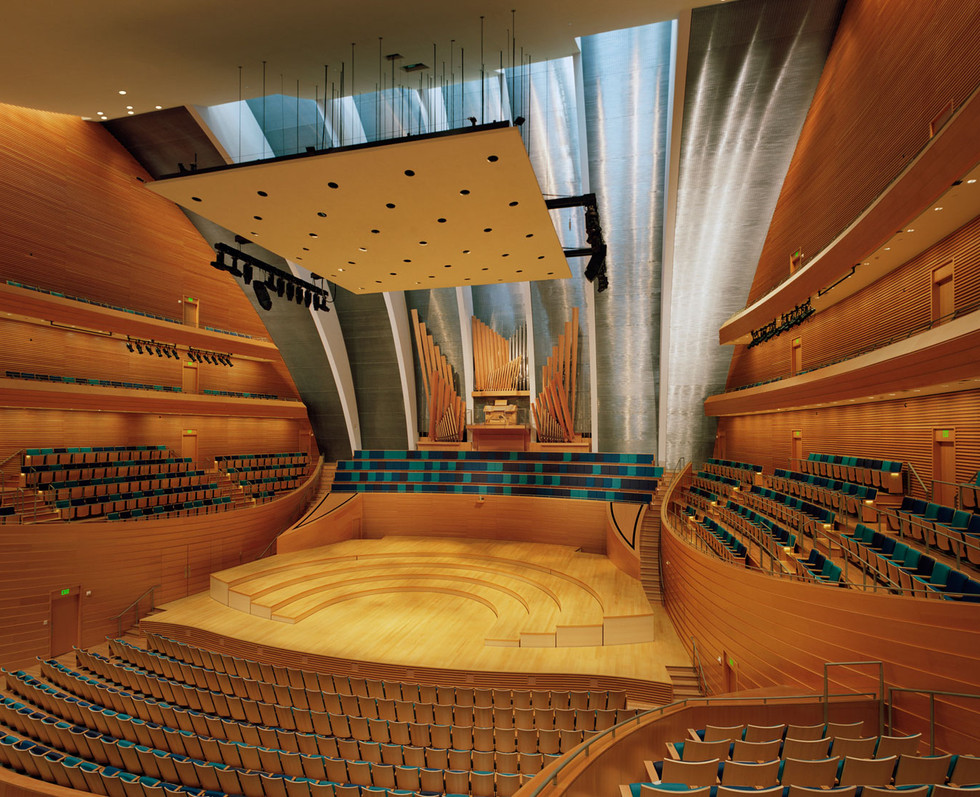 Helzberg Hall | Kauffman Center for the Performing Arts