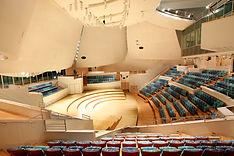 New World Center Concert Hall