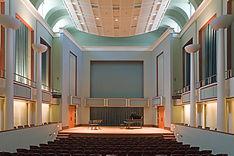 Roselle Center Gore Recital Hall