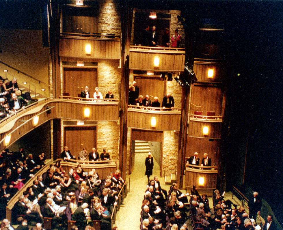Albert Ivar Goodman Theatre