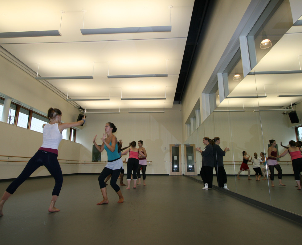 Choral Rehearsal / Recital | Mercersburg Academy - Burgin Center for the Arts
