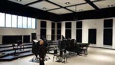 UNC Greeley Music Rehearsal