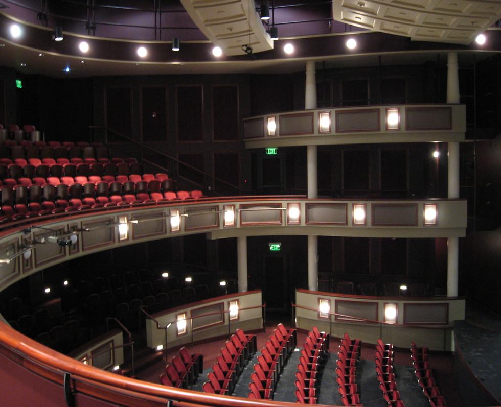 Thompson Theatre | University of Delaware Roselle Center for the Arts