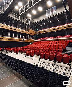 BGC Arts Center Globe Auditorium