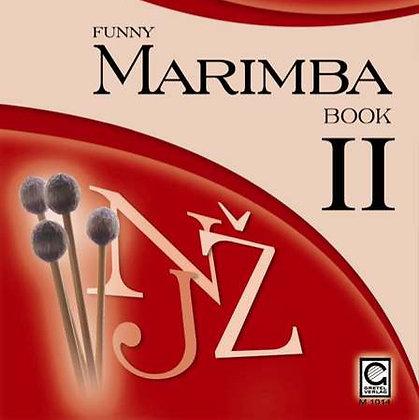 Funny Marimba Book II PDF