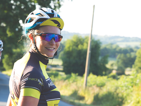 Blog #5: Women cyclists - why are we so rare?
