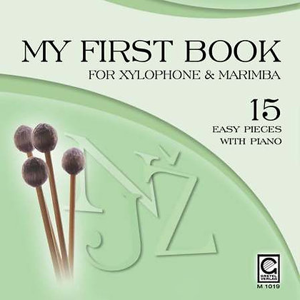 My first book for Xylophone & Marimba