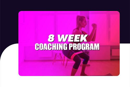 8 Week Coaching