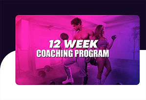 Twelve week online personal training from Ask a Fit Guy in the bay area CA
