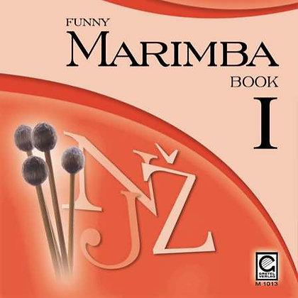 Funny Marimba Book I PDF