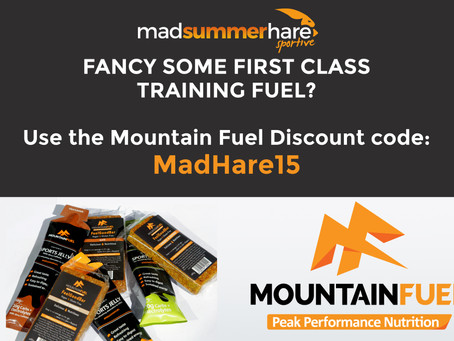 Mountain Fuel's Nutrition Plan for a Sportive