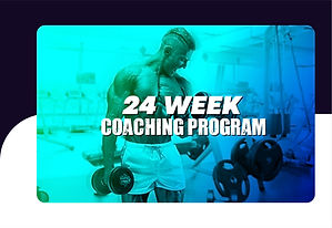 Twenty four week online personal training from Ask a Fit Guy in California