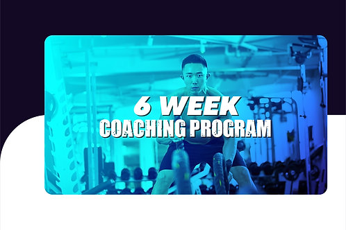 6 Week Coaching