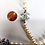 """Thumbnail: CHANEL 72"""" 3 Pearl CC Double Long Necklace"""