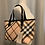 Thumbnail: Burberry Nova Check Large Tote with Wallet