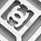Thumbnail: CHANEL Oversized Snowflake Detailed CC Rhinestone Pendant
