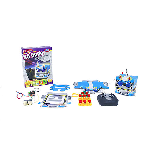 無線電機械車 RC Cube