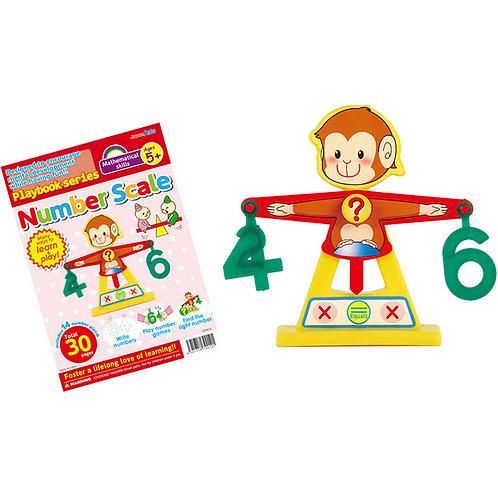 趣味數字天秤 Number Scale ( FOR 5+ )