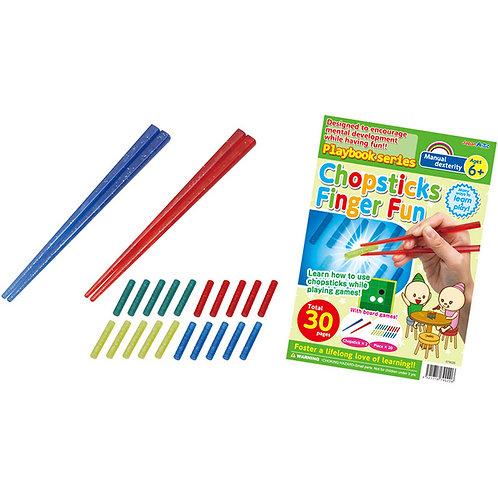 筷子動手樂 Chopsticks Finger Fun( FOR 6+ )