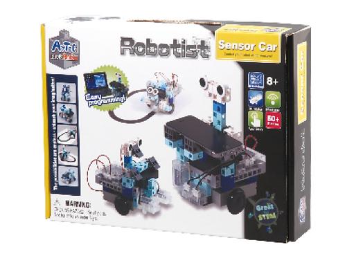 "Artec Blocks Robo ""Robotist"" Sensor Car"