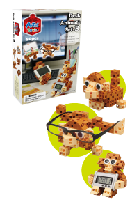 Desk Animals Set B  (50 pcs)