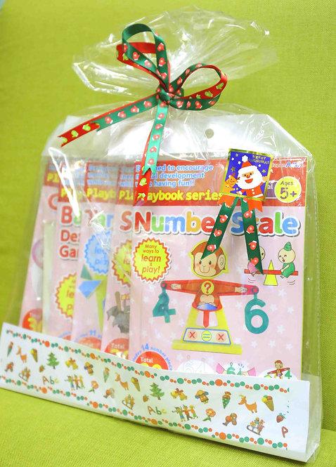 Artec Playbooks X'mas Gift Set