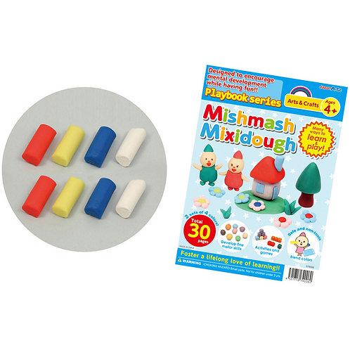 創意手作泥膠 Mishmash Mixi Dough ( FOR 4+ )