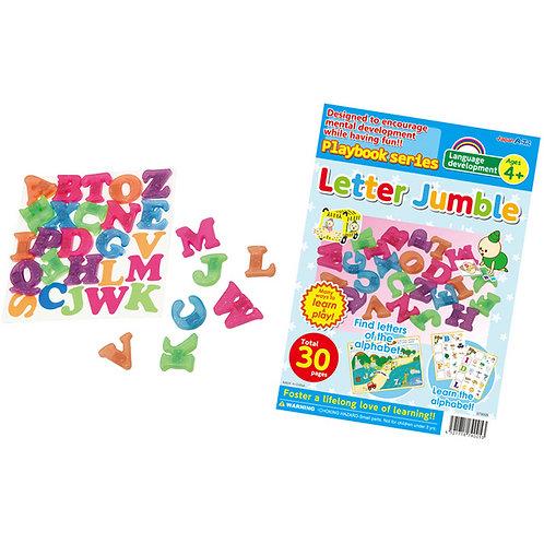趣味學字母 Letter Jumble ( FOR 4+ )