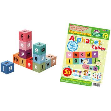 英文字母串字積木 Alphabet Cubes( FOR 6+ )