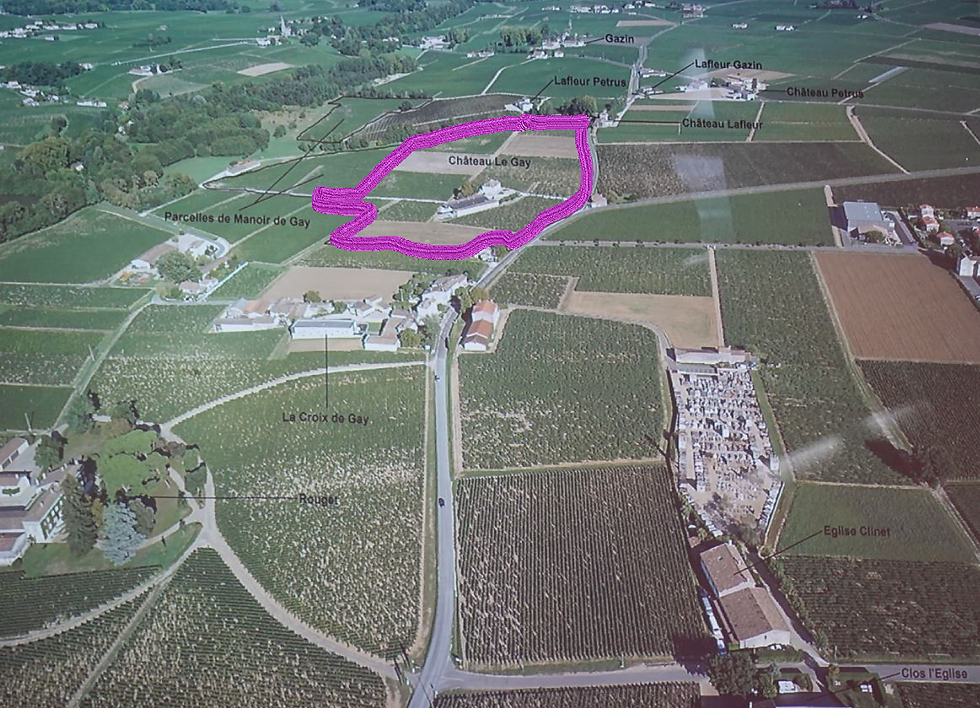 Chateau Le Gay location.png