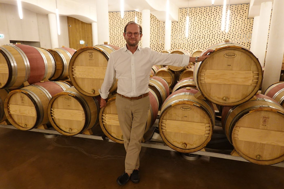 Cheval Blanc Pierre Lurton.JPG
