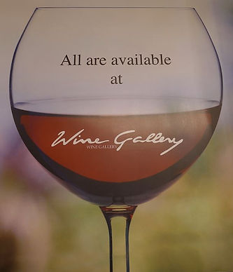All wine are Available at Wine Gallery.J