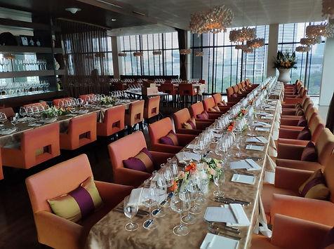 Issan wine dinner VIE hotel.JPG